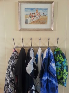 Home is where you hang your bathing suit